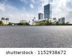 panoramic skyline and modern... | Shutterstock . vector #1152938672