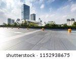 panoramic skyline and modern... | Shutterstock . vector #1152938675