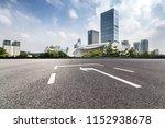 panoramic skyline and modern... | Shutterstock . vector #1152938678