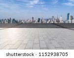 panoramic skyline and modern... | Shutterstock . vector #1152938705