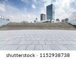 panoramic skyline and modern... | Shutterstock . vector #1152938738