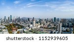 aerial view over the nanjing... | Shutterstock . vector #1152939605