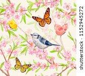 nature seamless texture.... | Shutterstock . vector #1152945272