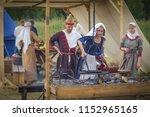 omsk  russia   august 5  2018 ... | Shutterstock . vector #1152965165
