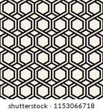 vector seamless pattern. modern ... | Shutterstock .eps vector #1153066718
