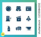 modern  simple vector icon set... | Shutterstock .eps vector #1153084232