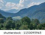 gutenberg castle  liechtenstein | Shutterstock . vector #1153095965