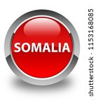 somalia isolated on glossy red... | Shutterstock . vector #1153168085