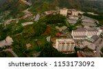 aerial view of brinchang ... | Shutterstock . vector #1153173092