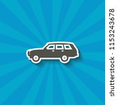 car icon for web and mobile