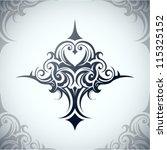 seamless pattern | Shutterstock .eps vector #115325152