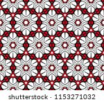 abstract geometric seamless...   Shutterstock .eps vector #1153271032