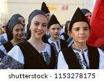 tulcea  romania   august 08 ...   Shutterstock . vector #1153278175