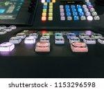 video switcher for tv | Shutterstock . vector #1153296598