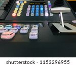 switch button for video editing  | Shutterstock . vector #1153296955