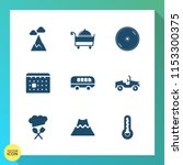 modern  simple vector icon set... | Shutterstock .eps vector #1153300375