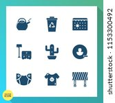 modern  simple vector icon set... | Shutterstock .eps vector #1153300492