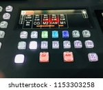 switch for video editing  | Shutterstock . vector #1153303258