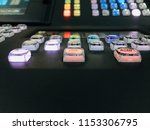 switch button for video editing ... | Shutterstock . vector #1153306795
