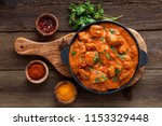 Tasty Butter Chicken Curry Dis...