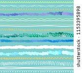 borders  ribbons  waves ...   Shutterstock .eps vector #1153395898