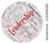 vector conceptual business... | Shutterstock .eps vector #1153396282