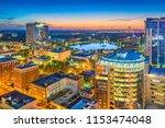 orlando  florida  usa aerial... | Shutterstock . vector #1153474048