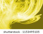 yellow color toned monochrome... | Shutterstock . vector #1153495105