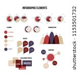 infographic elements  business...   Shutterstock .eps vector #1153501732