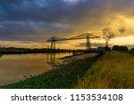 middlesbrough  cleveland  ...   Shutterstock . vector #1153534108