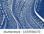 grunge texture. distress indigo ...   Shutterstock .eps vector #1153536172