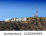 los angeles  usa   april 5 ... | Shutterstock . vector #1153543495
