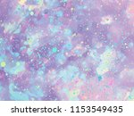 opal gemstone background.... | Shutterstock .eps vector #1153549435