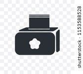 paper mill vector icon isolated ... | Shutterstock .eps vector #1153588528