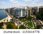 thessaloniki  greece   june 14  ... | Shutterstock . vector #1153614778