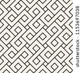 vector seamless pattern. modern ...   Shutterstock .eps vector #1153697038