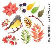 stock collectionof design... | Shutterstock .eps vector #1153791328