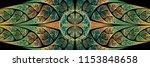 Intricate Fractal Pattern In...