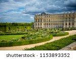 versailles  france   august 8 ... | Shutterstock . vector #1153893352
