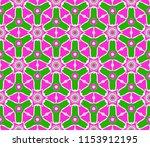 easy festive ornament from...   Shutterstock .eps vector #1153912195