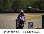brno  czech republic   august 4 ... | Shutterstock . vector #1153953628
