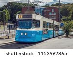 gothenburg  sweden   4 august... | Shutterstock . vector #1153962865