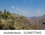 beautiful view of huentitan...   Shutterstock . vector #1154077342