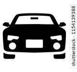 a personal four wheeler for... | Shutterstock .eps vector #1154139388