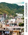 puerto vallarta  mexico   march ... | Shutterstock . vector #1154180605