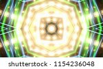 club party stage lights are... | Shutterstock . vector #1154236048