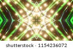 club party stage lights are... | Shutterstock . vector #1154236072