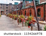 the distillery district is a... | Shutterstock . vector #1154266978