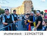 bucharest   romania   august 11 ... | Shutterstock . vector #1154267728