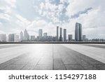 china suzhou modern city... | Shutterstock . vector #1154297188